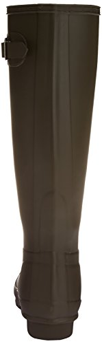 Hunter Wft1000rma-Sgr, Chaussures de Marche Nordique Femme, Vert Vert - Verde (Verde (SGR))