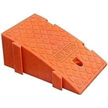 Q-kerb ramps Escaleras Almohadilla de Paso, Plástico Ligero y pequeño Rampas Rampas Empalme