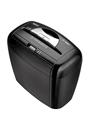 Le destructeur de documents Fellowes 3213601-P35