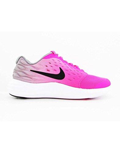 Nike LUNARSTELOS (GS) - Scarpe da ginnastica Donna, Rosa, 38