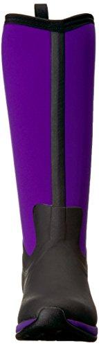 Noir Muck Femme purple Adventure Arctic Boots Hautes black Baskets z4zYw