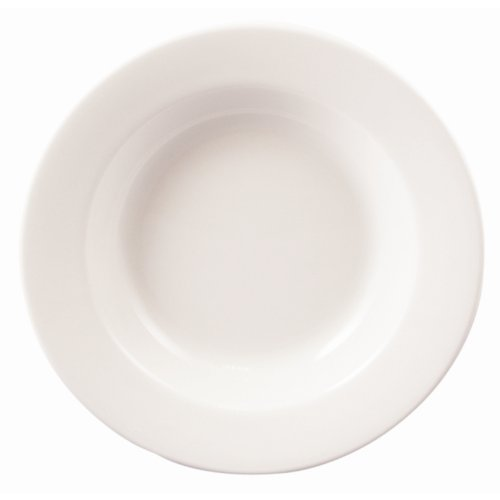 Dudson Classic-Blanc-Assiette Creuse - 21 cm - 8 1/2