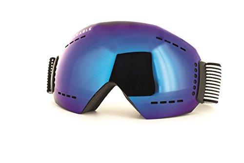 gloryfy GP3 RADICAL blue Goggle