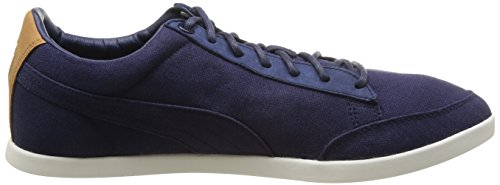 Puma Catskill Citi S, Baskets mode homme Bleu (Peacoat/Cashew)