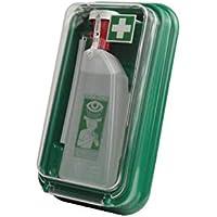 Augenspülflaschen-Set I Barikos, Wandbehälter inkl. 1er Augenspülflasche KS gefüllt