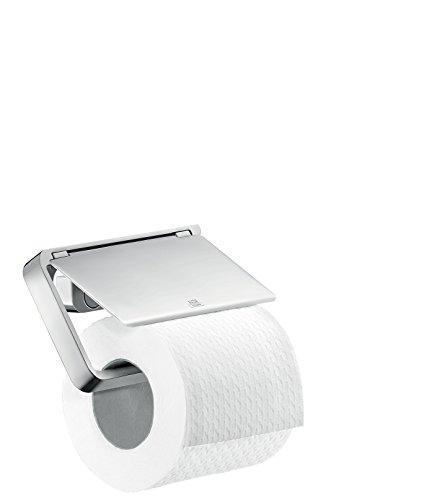 AXOR Universal Papierrollenhalter mit Abdeckung, Zubehör, Chrom
