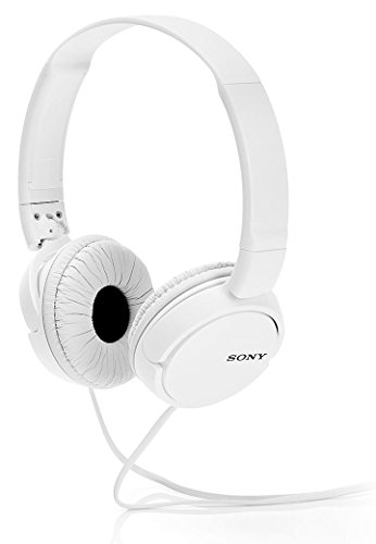 [Get Discount ] Sony MDR-ZX110A On-Ear Stereo Headphones (White), without mic 31KghnY5iqL