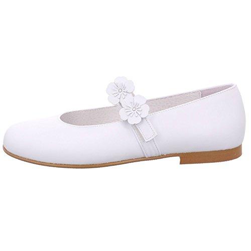 Skechers 51048-1, Ballerine donna Bianco (bianco)