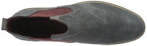 bugatti Herren F7529pr3 Chelsea Boots Grau (grau 160)