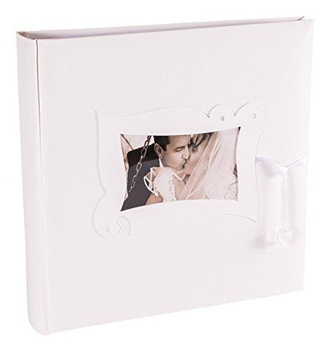 Panodia paecr706 nova album foto tradizionale 29x29cm 100 pagine bianche