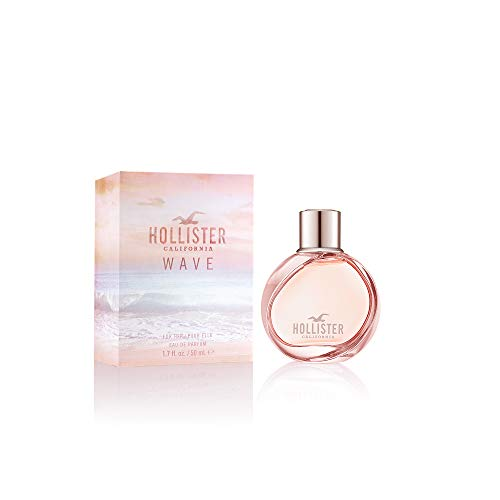 Hollister Wave For Her Eau de Parfum spray, 1er Pack (1 x 50 g) - Hollister Parfüm