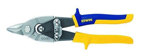 Irwin 7134070 10504313N Cisaille à tôle aviation prosnip: coupe...