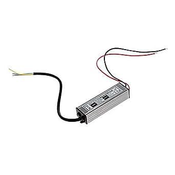 GX 30W 900mA LED Driver étanche Alimentation (AC 85-265V / DC 27-37V)