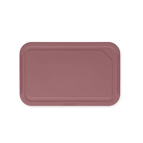 Brabantia tasty+ tagliere small, plastica, grape red