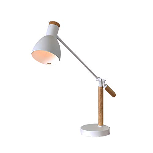 assivholz Tischlampe Dekoration, Schlafzimmer Nachttischlampe Bodenbeleuchtung Lichtquelle Leuchte, Studie Augenschutz Leselampe Wohnzimmer LED Warmes Licht Nachtlicht ()
