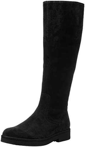 Damen Fashion Stiefel Schwarz (Gabor Shoes Damen Fashion Hohe Stiefel, Schwarz 17, 40 EU)