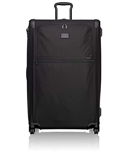 Tumi Alpha 2 Erweiterbarer Koffer auf 4 Rollen für eine Weltreise 132L, Schwarz, 22647