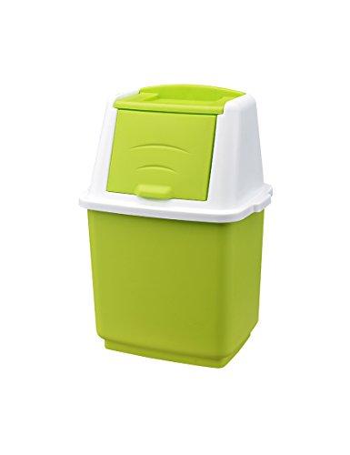 Rangement bains plastique corbeille for Corbeille pour salle de bain