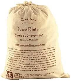 ECOIDEES - NOIX DE LAVAGE Rhita SAC COTON - 1KG