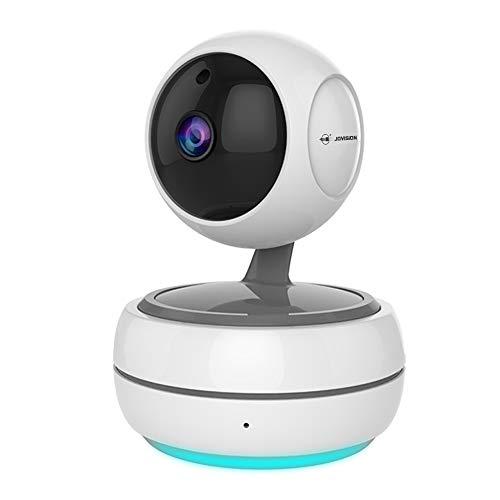 Jovision (Home Serie) 2 MP Full HD IP Kamera /Sicherheitskamera für Innen / WLAN und LAN / PT (Pan Tilt) / integrierter Motor zur Steuerung