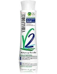Shampoing Bio V2 Chute Avancée + Volume Immédiat Aux Protéines Végétales Hydrolysées