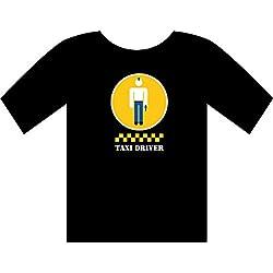 TAXI DRIVER - camiseta - ROBERT DE NIRO - cine - GAMBA TARONJA
