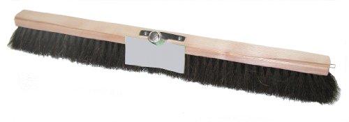 Preisvergleich Produktbild Sanifri 470015007 Saalbesen extrastark, Arengaborste nassfest, mit Metallstielhalter, 80 cm