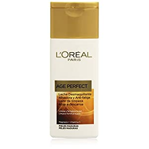 L'Oréal Paris Dermo Expertise Leche Desmaquillante Age Perfect, 200 ml