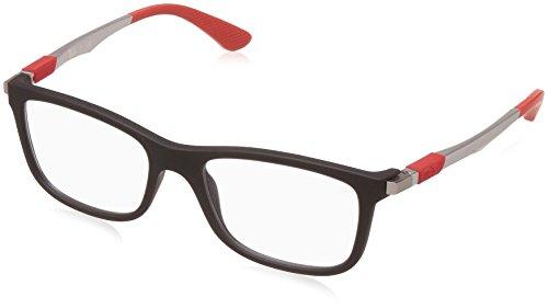 Ray-Ban Unisex RY1549 Brillengestell, Schwarz (Matte Black), 48