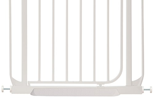 Dreambaby Baby Watch-The-Step Safety Gate (White)