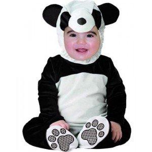 Imagen de disfraz de oso panda talla 1 12 meses