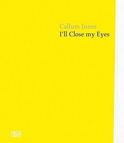 Callum Innes: I'll Close my Eyes