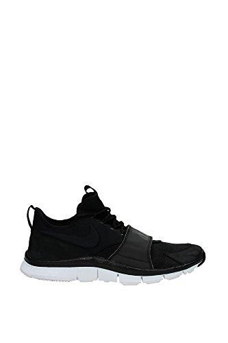 749627004 Nike Sneakers Uomo Camoscio Nero Nero