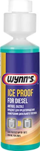 Wynn's Ice Proof for Dies