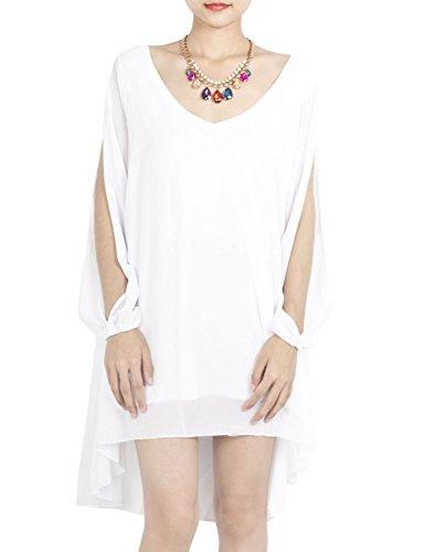ib-ip-mujer-moda-casual-tunica-suelta-sleevees-la-raja-mini-vestido-de-corte-tamano-l-blanco