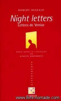 Night letters : Lettres de Venise