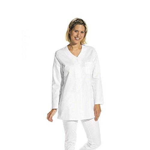 Leiber–Casacca maniche a 1/1Arm, Donna, Leiber, bianco, 48