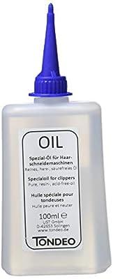 Tondeo Spezial-Öl für Haarschneidemaschinen