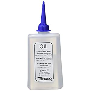 Tondeo Spezial-Öl für Haarschneidemaschinen, 100 ml
