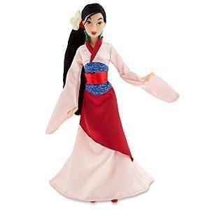 Disney Prinzessin Mulan Puppe - 30cm - Prinzessin Disney Mulan