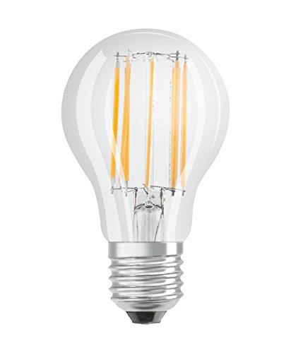 Bellalux LED ST Clas A Lampe, Sockel: E27, Cool White, 4000 K, 11 W, Ersatz für 100-W-Glühbirne