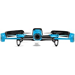 Parrot Bebop Drone CUADRICOPTERO Color Azul PF722001
