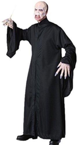 Potter Harry Kostüme Familie (Zauberclown - Herren Karnevalskomplettkostüm Harry Potter Voldemort, M-XL,)