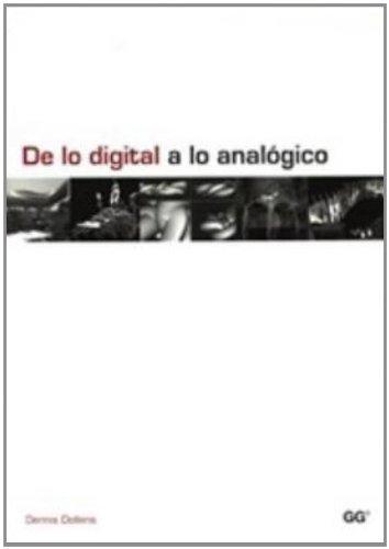 De lo digital a lo analogico
