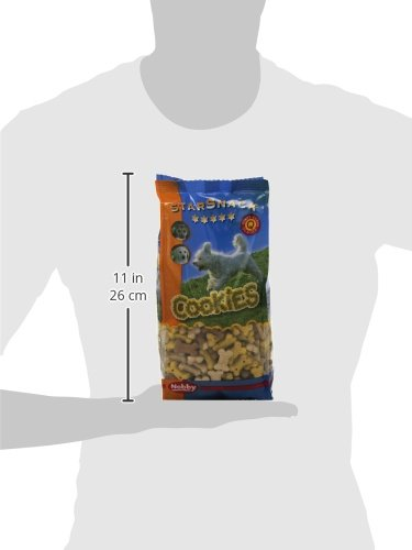 "Nobby StarSnack Cookies ""Puppy"" Beutel 500g, 1er Pack (1 x 0.5 kg) - 4"