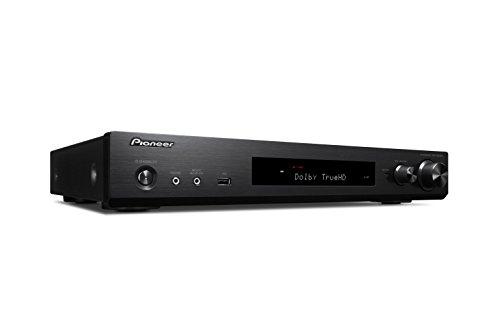 Pioneer 5.1 Kanal AV Receiver, VSX-S520D-B, Hifi Verstärker 80 Watt/Kanal, DAB+, WLAN, Bluetooth, Multiroom, Dolby TrueHD/DTS-HD, Musik Apps (Spotify, Deezer u.a.), Internetradio, Schwarz - Connect-tv-av-receiver
