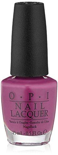 OPI Pamplona Purple Nail Lacquer