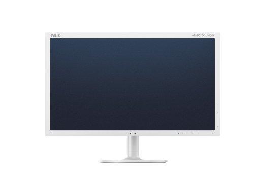 NEC Displays MultiSync EX231W 23 inch LCD TFT Monitor - White (1000:1, 250 cd/m2, 1920 x 1080, 5 ms, DVI-I/DisplayPort/USB)