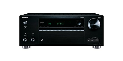Onkyo TX-RZ710 7.2 Channel Network A/V Receiver - Black