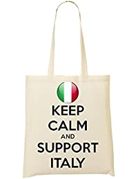 Di Calm Keep Italy Support 1gd Sacchetto Tote qzFZXwx